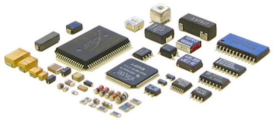 SMD-Bauteile